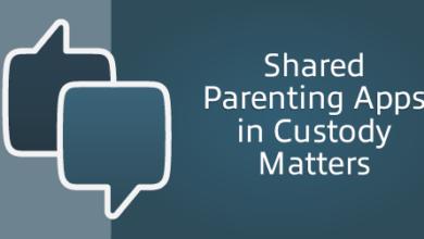 Shared Parenting Apps in Custody Matters – Men's Divorce Podcast