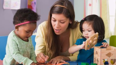 Address child-care crisis before bringing workers back to the office