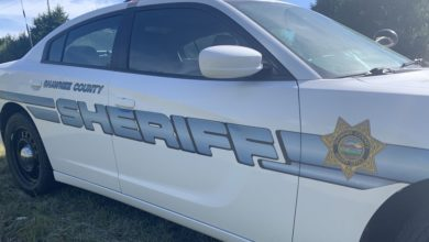 Man in custody after Sunday morning domestic violence incident